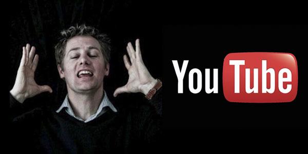 Mark Egging op YouTube
